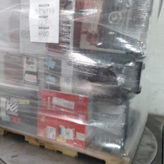 Pallet - 30 Pcs - Portable Speakers, Other - Customer Returns - Blackweb, Arcade 1UP, ARCADE1up