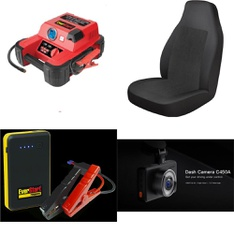 Pallet – 73 Pcs – Automotive Accessories, Power – Customer Returns – EverStart, Schumacher, Auto Drive, APEMAN