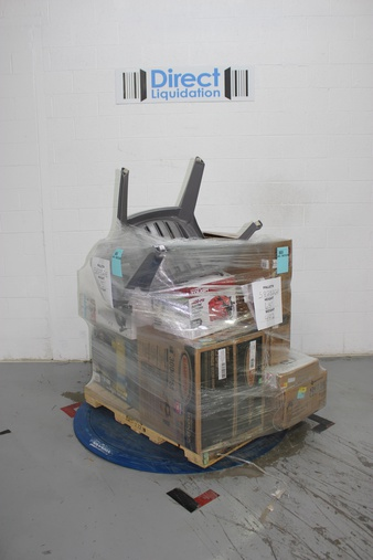 Pallet – 5 Pcs – Pressure Washers – Customer Returns – Adams Manufacturing, Member's Mark