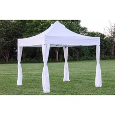10 Pcs – Member's Mark 10′ x 10′ Commercial Canopy – New – Retail Ready