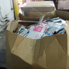 Clearance! Pallet - 1317 Pcs - Calendars, Office Supplies - Customer Returns - Blue Sky, Lang, Lang Holdings, Inc., Turner Licensing