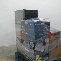 Pallet – 4 Pcs – Mattresses, Home Security & Safety, Safes, Refrigerators – Customer Returns – SentrySafe