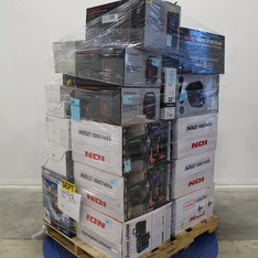 Pallet - 26 Pcs - Speakers, Portable Speakers - Customer Returns - Ion, Blackweb, ION Audio