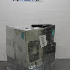 Pallet - 7 Pcs - Air Conditioners - Customer Returns - Galanz, GE