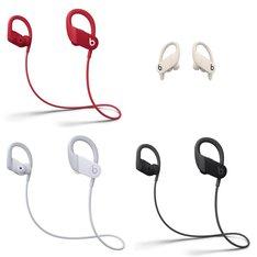 25 Pcs – Apple Beats Headphones – Refurbished (GRADE D, No Packaging) – Models: MWNX2LL/A, MWNW2LL/A, MV722LL/A, MWNV2LL/A