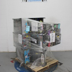 Pallet - 8 Pcs - Video Game Consoles - Other - Customer Returns - Arcade 1UP