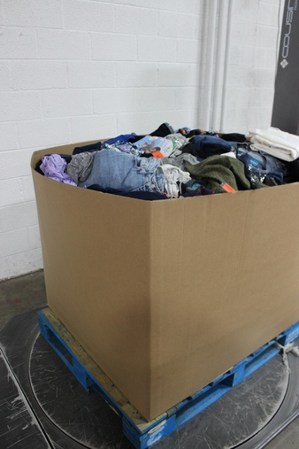 Truckload – 26 Pallets – 15520 Pcs – Underwear, Intimates, Sleepwear & Socks, Backpacks, Bags, Wallets & Accessories, T-Shirts, Polos, Sweaters & Cardigans, Jeans, Pants, Legging & Shorts – Customer Returns – A New Day, Wild Fable, Universal Thread, Xhilaration
