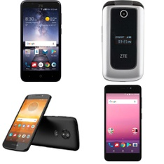 CLEARANCE! 90 Pcs - Other - Refurbished (BRAND NEW, GRADE A, GRADE B) - ZTE, Motorola, Verizon Wireless
