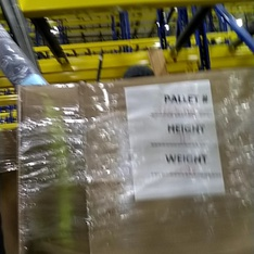 Truckload – 26 Pallets – 1973 Pcs – Hardware, Accessories, Patio & Outdoor Lighting / Decor, Curtains & Window Coverings – Customer Returns – Hillman, Imperial, Levolor, Allen & Roth