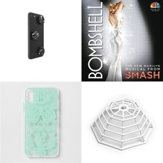 150 Pcs - Electronics & Accessories - New - Retail Ready - Heyday, PopSockets, Incipio, Philips