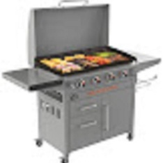 Pallet – Blackstone 576545241 ProSeries 36 inch Griddle Cooking Station with Hood – Customer Returns – Blackstone