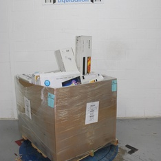 Pallet - 33 Pcs - Monitors, Portable Speakers, Microsoft - Customer Returns - Onn, HP, Blackweb, Microsoft