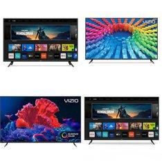 24 Pcs - LED/LCD TVs - Refurbished (GRADE A, GRADE B) - VIZIO