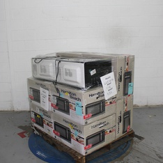 Pallet – 10 Pcs – Microwaves – Customer Returns – Hamilton Beach
