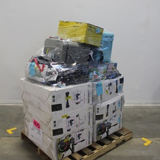 Pallet - 22 Pcs - Powered, Camping & Hiking, Backpacks, Bags, Wallets & Accessories - Customer Returns - Jetson, Kershaw, Coleman, Newell Brands