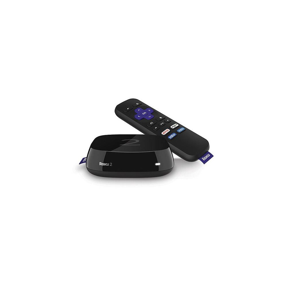 16 Pcs - Refurbished Roku 4210x2 2 Streaming Player (2015 Version) (GRADE  A, GRADE B) - Streaming Media Players (IPTV)