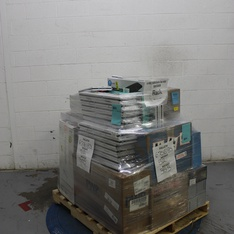 Pallet – 677 Pcs – Electronics Accessories – Customer Returns – Onn, Blackweb, H&R Block, Canon