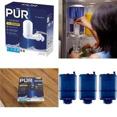 3 Pallets – 157 Pcs – Kitchen & Dining, Hardware, Humidifiers / De-Humidifiers, Vacuums – Customer Returns – Kaz, PUR, Shop-Vac, Shark