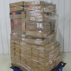 Pallet - 533 Pcs - Clothing, Shoes & Accessories - Brand New - Retail Ready - Goodfellow & Co, Pair of Thieves, Surf & Swim Co