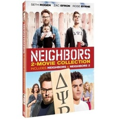 Universal Studios Neighbors: 2-Movie Collection (DVD) - Brand New