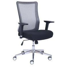 10 Pcs – Wellness By Design 49240 Mesh Task Chair (Supports up to 275 pounds) – New – Retail Ready