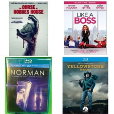 39 Pcs – Movies & TV Media – New – Retail Ready – Paramount, Alliance Entertainment, ECHO BRIDGE, Warner Brothers