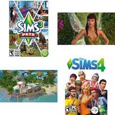 Pallet – 319 Pcs – Games, Nintendo – Customer Returns – Electronic Arts, Ubisoft, EA, THQ
