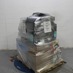 Pallet – 197 Pcs – Electronics Accessories – Customer Returns – Onn, One For All, Monster, GE