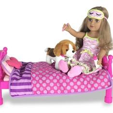 Pallet – 56 Pcs – Dolls – Customer Returns – My Life As