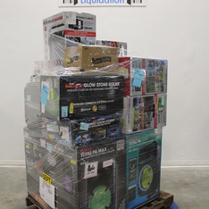 Pallet - 17 Pcs - Portable Speakers, Speakers - Customer Returns - Ion, Monster