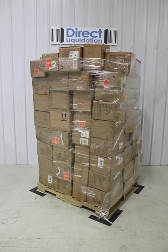 Pallet – 510 Pcs – Clothing, Shoes & Accessories – Brand New – Retail Ready – A New Day