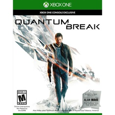 55 Pcs - Microsoft Quantum Break (Xbox One) - New - Retail Ready