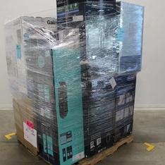 Pallet - 10 Pcs - Air Conditioners, Bar Refrigerators & Water Coolers - Customer Returns - DeLonghi, Galanz