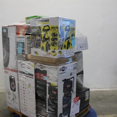 Pallet - 15 Pcs - Power Tools, Powered, TV Stands, Wall Mounts & Entertainment Centers - Customer Returns - Briggs & Stratton, QFX, La-z-boy