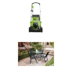 Pallet - 6 Pcs - Mowers - Customer Returns - GreenWorks, Mainstay's