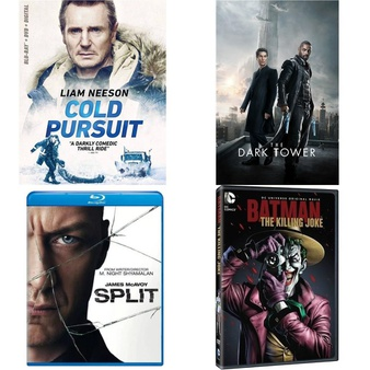 150 Pcs – Movies & TV Media – New – Retail Ready – Sony Pictures, Summit/Lionsgate, Warner Brothers, Universal Home Video