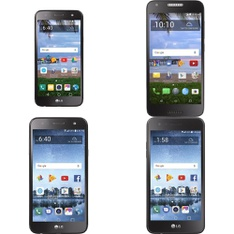CLEARANCE! 100 Pcs - Mobile & Smartphones - Refurbished (BRAND NEW, GRADE A - Not Activated) - LG, ALCATEL, SIMPLE Mobile, BLU