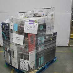 Pallet – 21 Pcs – Heaters, Fans – Customer Returns – Mainstay's, Honeywell