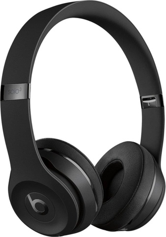 12 Pcs – Beats by Dr. Dre Solo3 Wireless Matte Black Beats Icon Collection On Ear Headphones MX432LL/A – Refurbished (GRADE D, No Packaging)