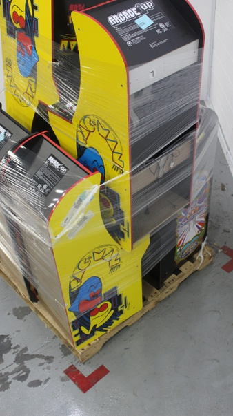 Pallet – 5 Pcs – Video Games – Other – Customer Returns – ARCADE1up
