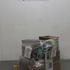 Pallet - 324 Pcs - Electronics Accessories - Customer Returns - Blackweb, DirecTV, Wire Trak, RCA