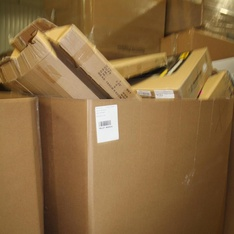 Truckload – 26 Pallets – 500 to 1000 Pcs – General Merchandise (Amazon) – Customer Returns