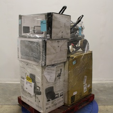 Pallet - 6 Pcs - General Merchandise - Pressure Washers, Office Supplies - Customer Returns - Simpson, iTouchless