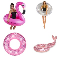 12 Pcs - Pools & Water Fun - New Damaged Box, Open Box Like New, New, Like New - Retail Ready - Big Mouth Toys, Speedo, Pool Candy, POOLCANDY