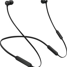 5 Pcs – Beats by Dr. Dre BeatsX Black Wireless In Ear Headphones MTH52LL/A – Refurbished (GRADE C)