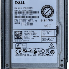 Dell Components – 39 Pcs – 3.84TB SSD SAS Read Intensive 12Gbps 512e 2.5in Drive Part 400-BBQZ – Tested Working – Shipping Included – Model: KPM5XRUG3T84