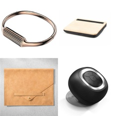 150 Pcs - Electronics & Accessories - New - Retail Ready - End Scene, Heyday, FitBit, Philips