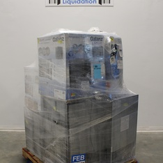 Pallet – 8 Pcs – Bar Refrigerators & Water Coolers, Heaters, Freezers, Air Conditioners – Customer Returns – Galanz, HAIER