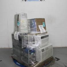 Pallet - 7 Pcs - Air Conditioners, Pressure Washers, Humidifiers / De-Humidifiers - Customer Returns - DeLonghi, Powerstroke