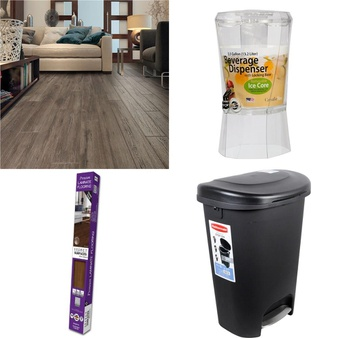 Pallet – 78 Pcs – Kitchen & Dining, Hardware – Customer Returns – Select Surfaces, rubbermaid home products, Creative Ware, Mainstays